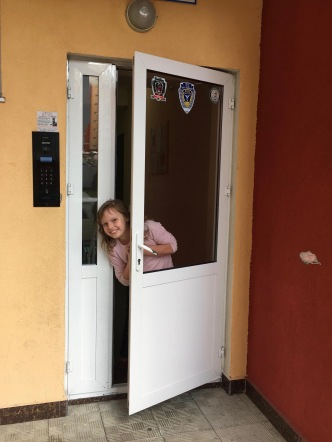 mary door
